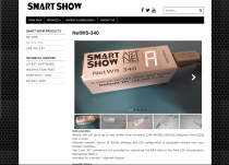 New SmartShow Website
